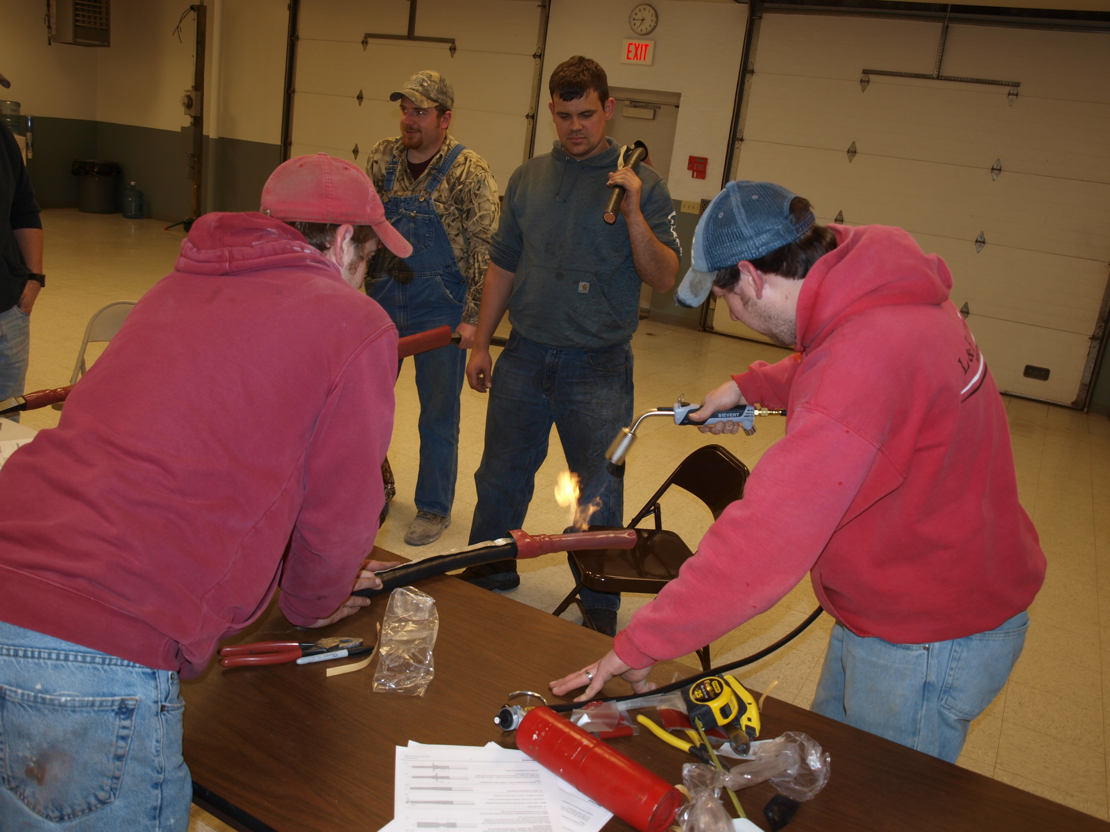 Ibew 34 Registered Electrical Worker And Trade In Addition To Receiving Skill Training On The Job Each Apprentice Is Provided With Related Classroom That Produces Competency Pride